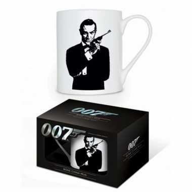 Feest 007 mok sean connery