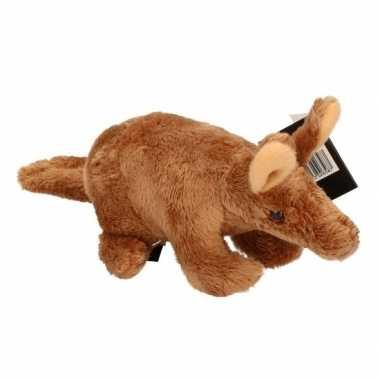 Feest aardvarken knuffel 18 cm