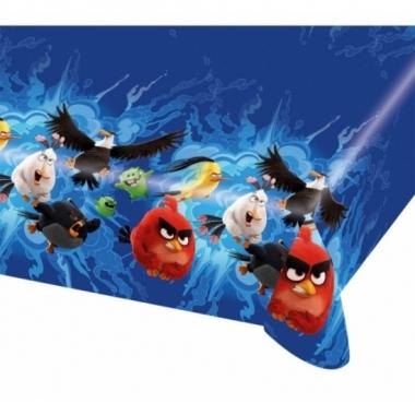 Feest angry birds tafelkleed 120 x 180 cm