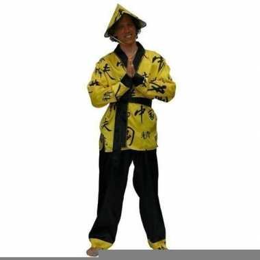 Feest aziatische outfit voor heren
