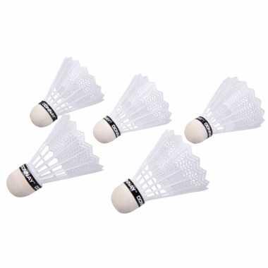 Feest badminton shuttles wit