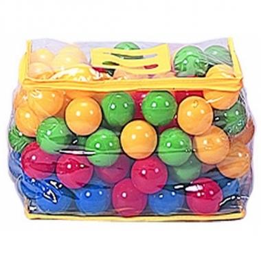 Feest ballenbak ballen 100 stuks in tas