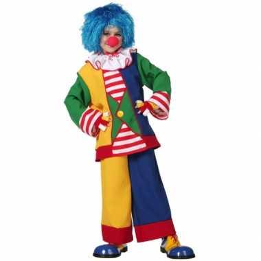 Feest clown verkleedkleding voor kinderen