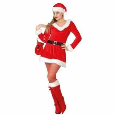 1cd3e744a14e1c Dames kerstjurkje met v-hals