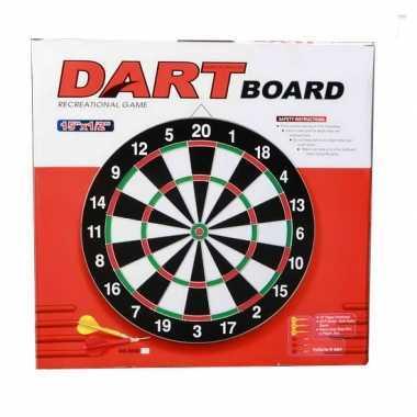 Feest dartboard 40 cm