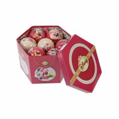 Feest disney minnie mouse kerstboom ballen