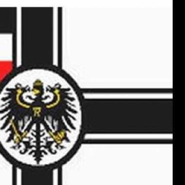 Feest duitse eerste wereld oorlog vlag