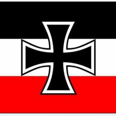 Feest duitse vlag marine logo