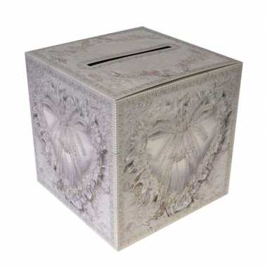 Feest enveloppen doos huwelijk