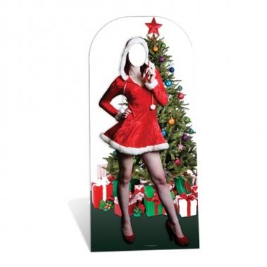 Feest fotoborden kerst thema