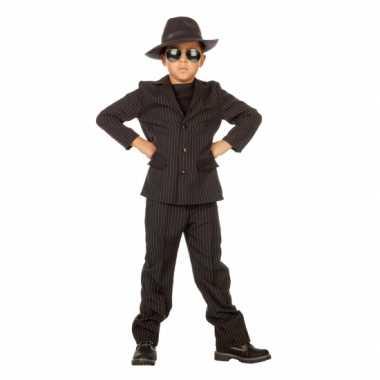 Feest gangster kostuum voor kids
