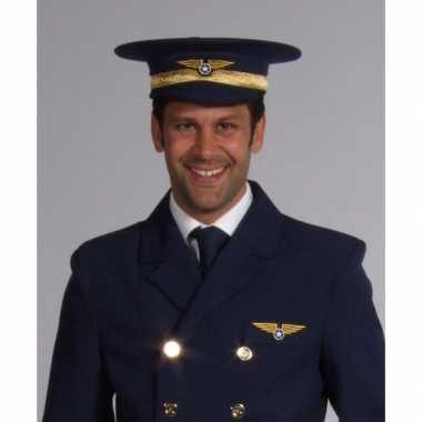Feest goede kwaliteit piloten hoed