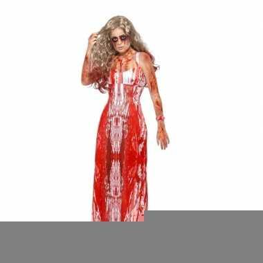 Halloween - carrie kostuum voor dames