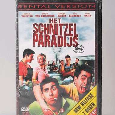 Feest het schnitzel paradijs dvd