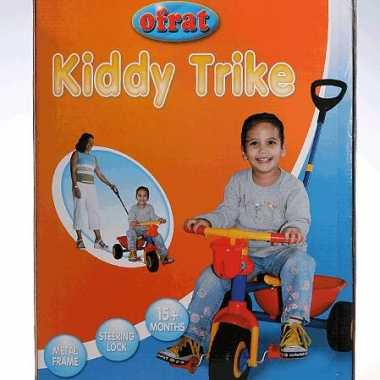 Feest kinder driewielers