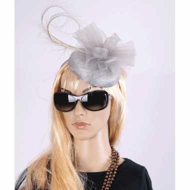 Feest koninginnen hoeden christina grijs