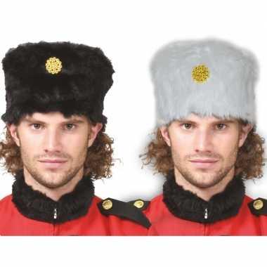 Feest kozak hoge bontmuts