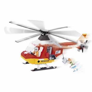 Feest kustwacht speelgoed helikopter
