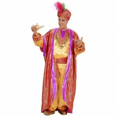 Feest luxe sultan kostuum voor heren