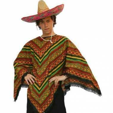 Feest mexicaanse outfit volwassenen 10024787