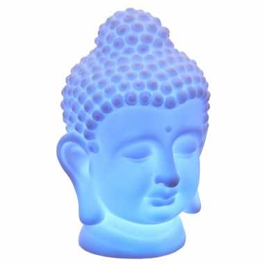 Feest multicolor buddha led lamp