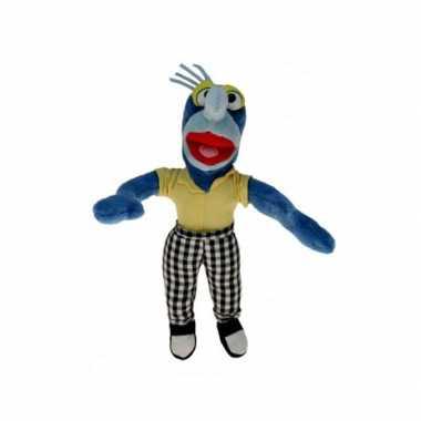 Feest muppet knuffels gonzo 20 cm