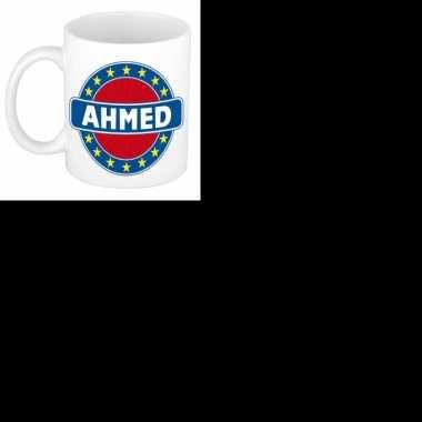 Feest namen koffiemok theebeker ahmed 300 ml