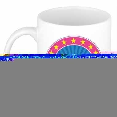 Feest namen koffiemok theebeker aleida 300 ml