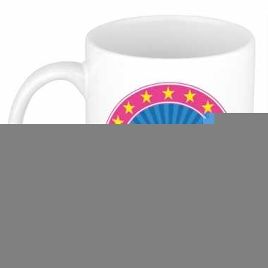 Feest namen koffiemok theebeker babs 300 ml
