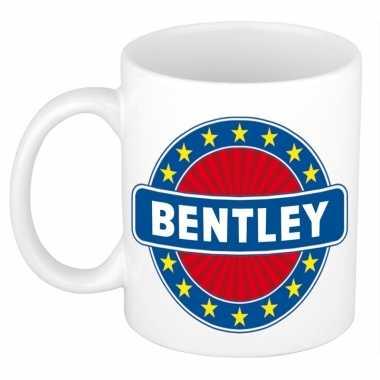 Feest namen koffiemok theebeker bentley 300 ml