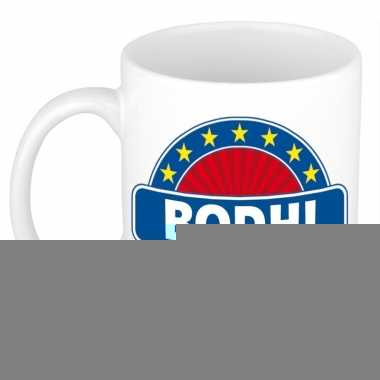 Feest namen koffiemok theebeker bodhi 300 ml