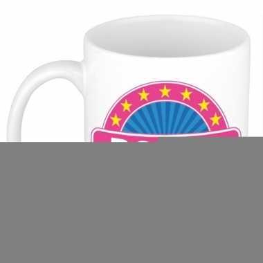 Feest namen koffiemok theebeker bowie 300 ml