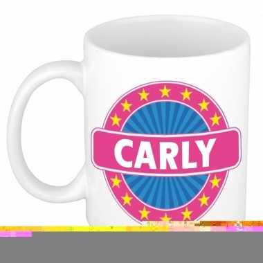 Feest namen koffiemok theebeker carly 300 ml