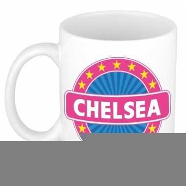 Feest namen koffiemok theebeker chelsea 300 ml