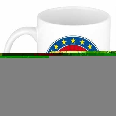 Feest namen koffiemok theebeker diederik 300 ml