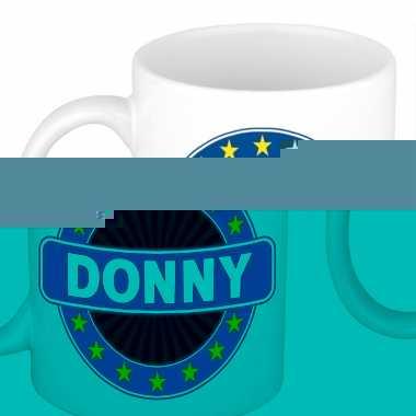 Feest namen koffiemok theebeker donny 300 ml