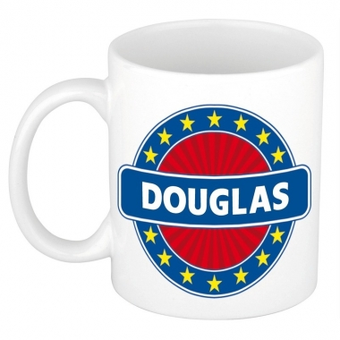 Feest namen koffiemok theebeker douglas 300 ml