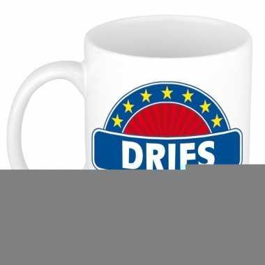 Feest namen koffiemok theebeker dries 300 ml