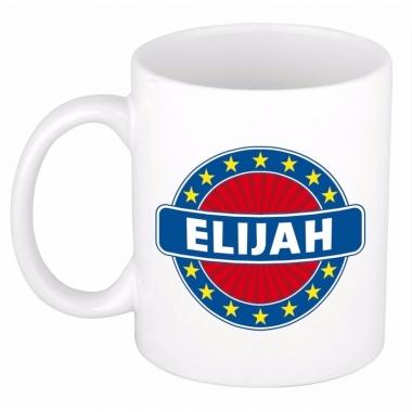 Feest namen koffiemok theebeker elijah 300 ml