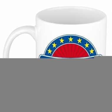 Feest namen koffiemok theebeker eloy 300 ml