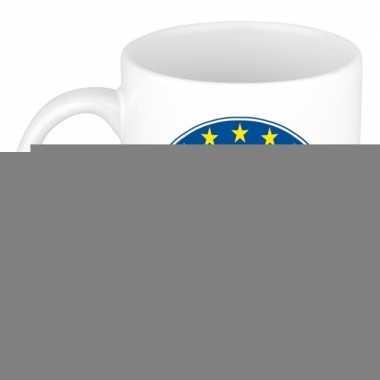 Feest namen koffiemok theebeker etienne 300 ml