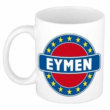 Feest namen koffiemok theebeker eymen 300 ml