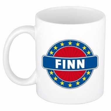 Feest namen koffiemok theebeker finn 300 ml
