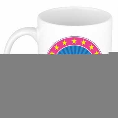 Feest namen koffiemok theebeker geertje 300 ml