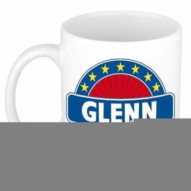 Feest namen koffiemok theebeker glenn 300 ml