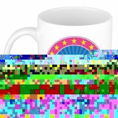 Feest namen koffiemok theebeker hanna 300 ml
