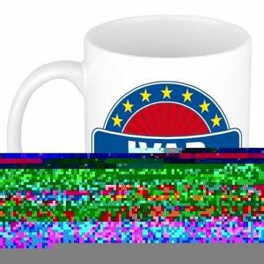 Feest namen koffiemok theebeker ivar 300 ml