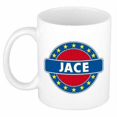 Feest namen koffiemok theebeker jace 300 ml