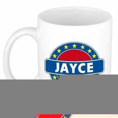 Feest namen koffiemok theebeker jayce 300 ml
