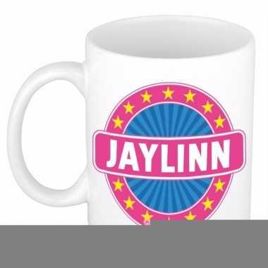 Feest namen koffiemok theebeker jaylinn 300 ml